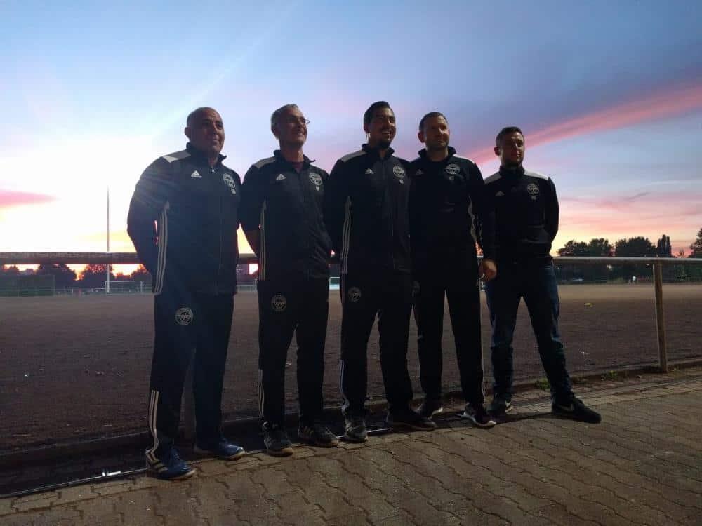 Trainerteam VfR